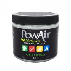 PowAir Gel 400g Apple Crumble