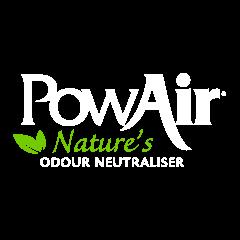 PowAir-White-Logo