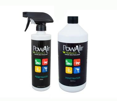PowAir Penetrator Enzymatic Odour Neutraliser