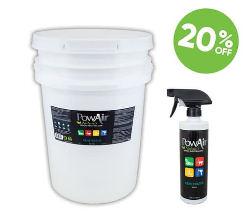 PowAir-Penetrator-Power-Pack-20-Litres-compressor