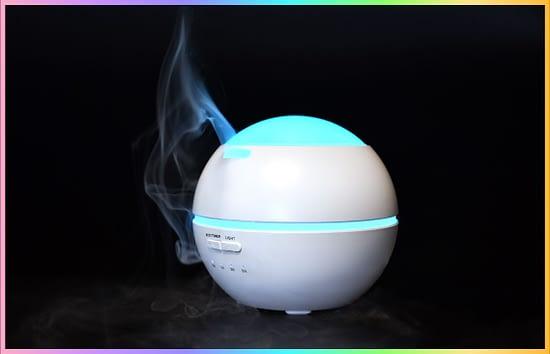 PowAir Misting Dome Odour Neutraliser