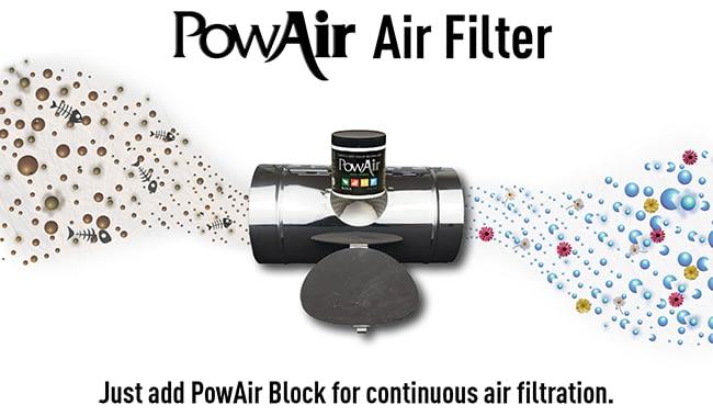 PowAir Air Filter